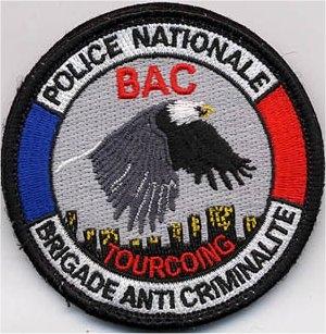 policiers de la bac
