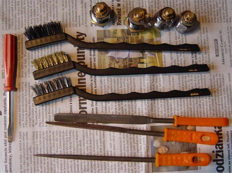 Dorabianie kluczy na podstawie zamka